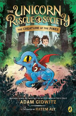 The Creature of the Pines book