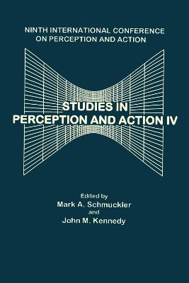 Studies in Perception and Action by John M. Kennedy