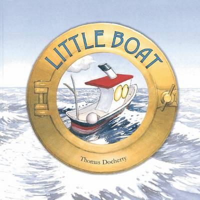 Little Boat by Thomas Docherty
