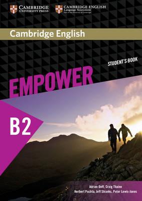 Cambridge English Empower Upper Intermediate Student's Book by Adrian Doff