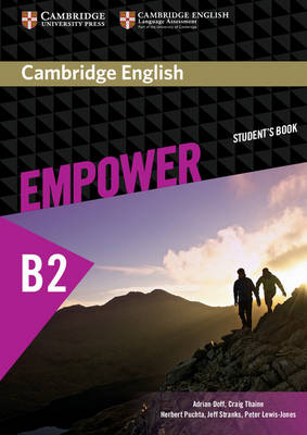 Cambridge English Empower Upper Intermediate Student's Book by Adrian Doff