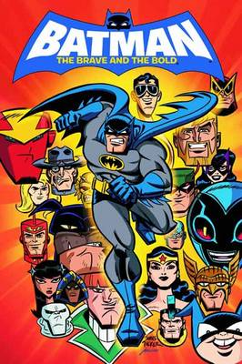 All New Batman Brave & The Bold TP Vol 01 by Sholly Fisch