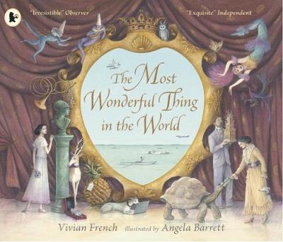 Most Wonderful Thing in the World book