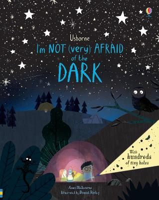I'm Not (Very) Afraid of the Dark book