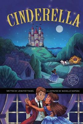 Cinderella by Jessica Gunderson
