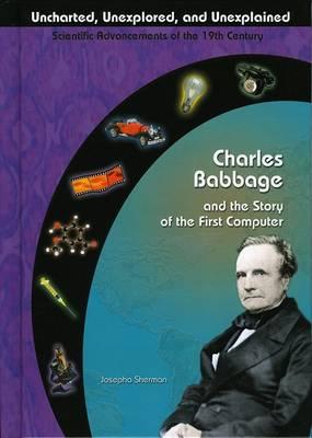 Charles Babbage by Josepha Sherman