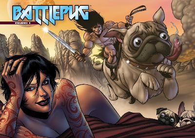 Battlepug Volume 1 book