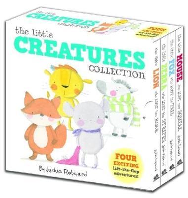 Little Creatures by Jedda Robaard