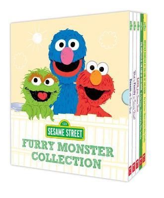Sesame Street: 5 Book Boxed Set book