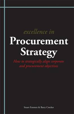Excellence in Procurement Strategy by Stuart Emmett