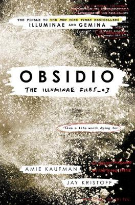 Obsidio by Amie Kaufman