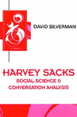 Harvey Sacks by David Silverman