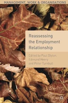 Reassessing the Employment Relationship book