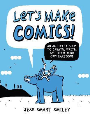 Let's Make Comics! book