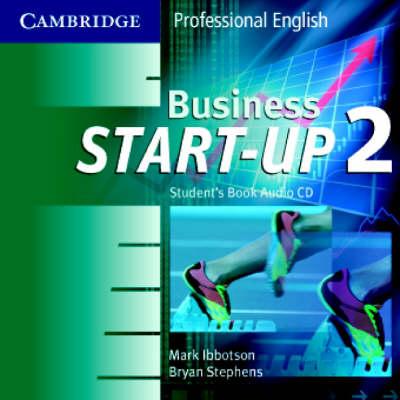 Business Start-Up 2 Audio CD Set (2 CDs) book