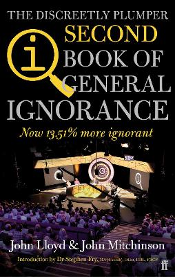 QI: The Second Book of General Ignorance book