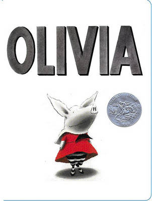 Olivia: Board Book by Falconer