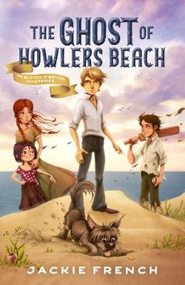 The Ghost of Howlers Beach (The Butter O'Bryan Mysteries, #1) book