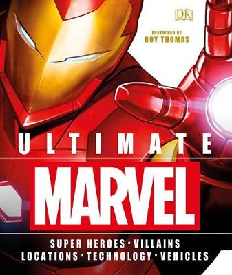 Ultimate Marvel by Adam Bray