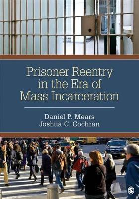 Prisoner Reentry in the Era of Mass Incarceration book