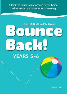 Bounce Back! Years 5-6 (Book with Reader+) by Helen McGrath