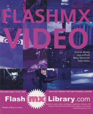 Flash MX Video by Kristian Besley