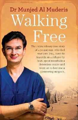 Walking Free book