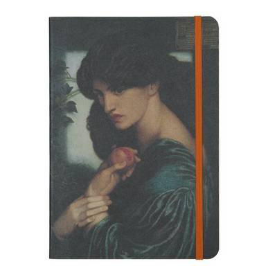Rossetti A5 Notebook book