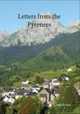 Letters From the Pyrenees by John D. Foot
