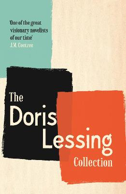 The Three-Book Edition: The Golden Notebook, The Grass is Singing, The Good Terrorist by Doris Lessing