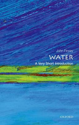 Water: A Very Short Introduction by John Finney