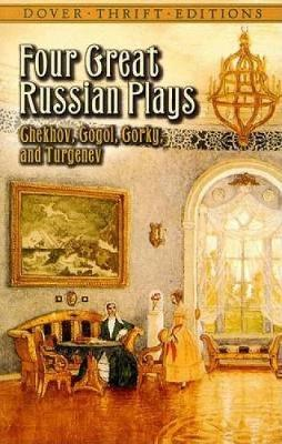 Four Great Russian Plays book