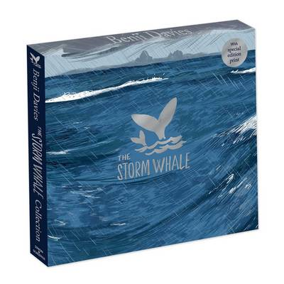 The Storm Whale Slipcase by Benji Davies