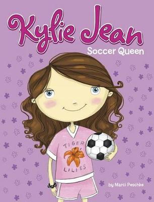 Soccer Queen book