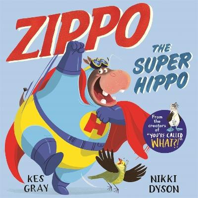 Zippo the Super Hippo book