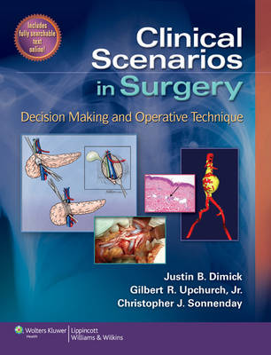 Clinical Scenarios in Surgery by Gilbert R. Upchurch
