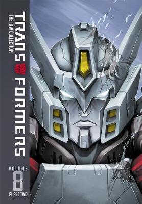 Transformers IDW Collection Phase Two Volume 8 book