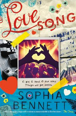 Love Song by Sophia Bennett