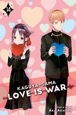 Kaguya-sama: Love Is War, Vol. 14 by Aka Akasaka