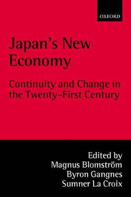 Japan's New Economy book