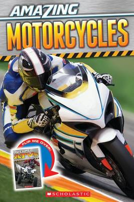 Amazing Motorcycles & Atvs Flip Book by Tori Kosara