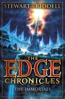 Edge Chronicles 10: The Immortals book