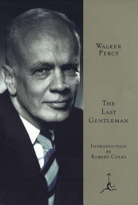 Last Gentleman book