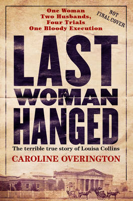 Last Woman Hanged book