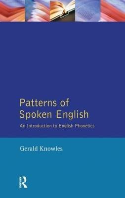Patterns of Spoken English book