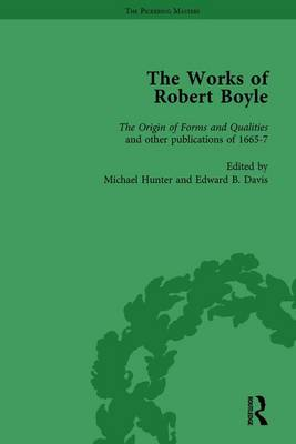 The Works of Robert Boyle  Part I Vol 5 by Michael Hunter