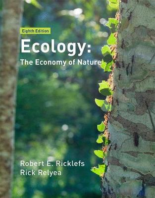 Ecology: The Economy of Nature by Robert E. Ricklefs