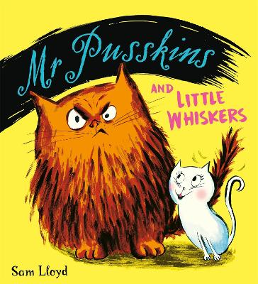 Mr Pusskins and Little Whiskers book
