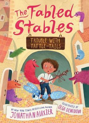 Trouble with Tattle-Tails (The Fables Stables Book #2) book