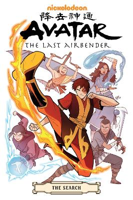 Avatar: The Last Airbender - The Search Omnibus book